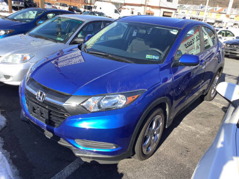 2018 Honda HR-V for sale at Heritage Auto Sales in Reading PA