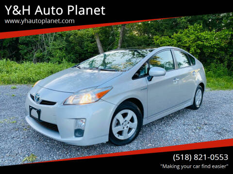 2010 Toyota Prius for sale at Y&H Auto Planet in West Sand Lake NY