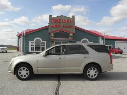2005 Cadillac SRX for sale at THEILEN AUTO SALES in Clear Lake IA