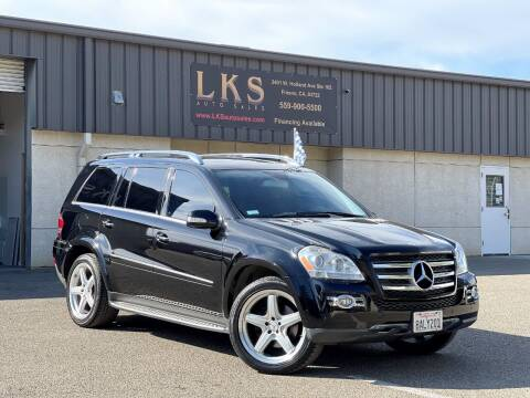 2008 Mercedes-Benz GL-Class for sale at LKS Auto Sales in Fresno CA