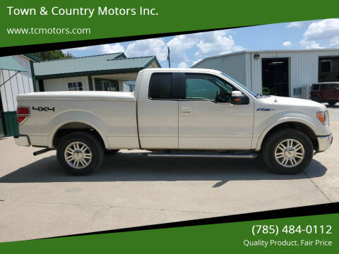 2009 Ford F-150 for sale at Town & Country Motors Inc. in Meriden KS