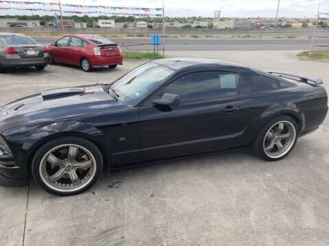 2008 Ford Mustang for sale at RIVERCITYAUTOFINANCE.COM in New Braunfels TX