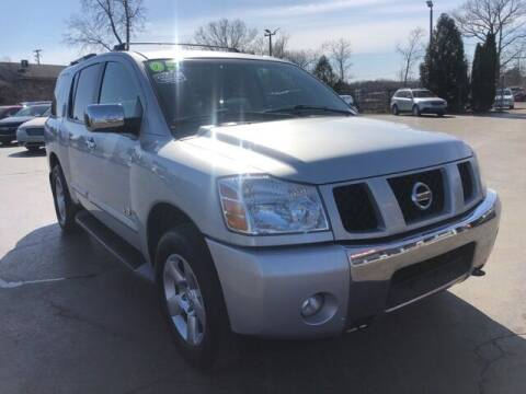 2005 Nissan Armada for sale at Newcombs Auto Sales in Auburn Hills MI