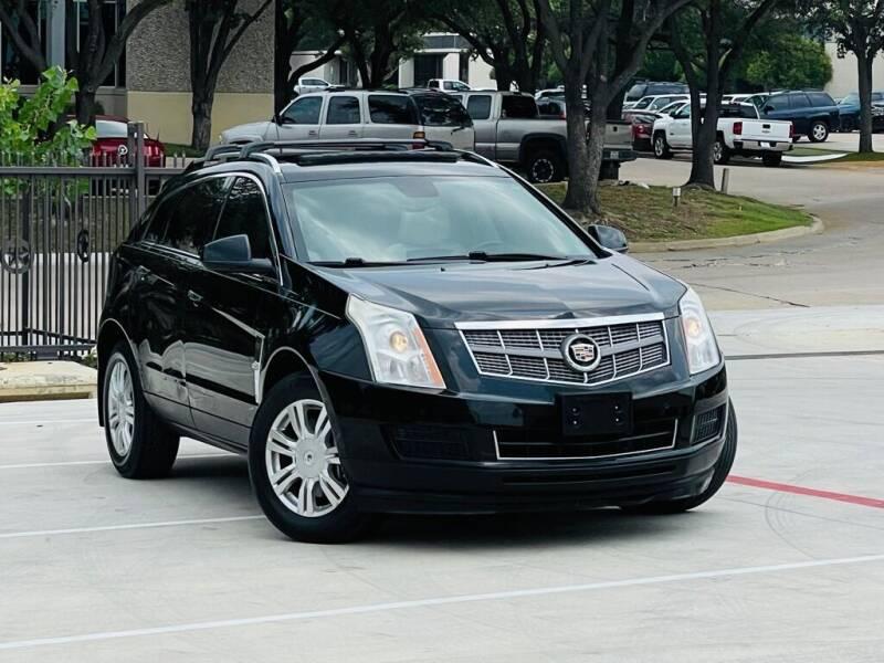 2010 Cadillac SRX for sale at Texas Drive Auto in Dallas TX