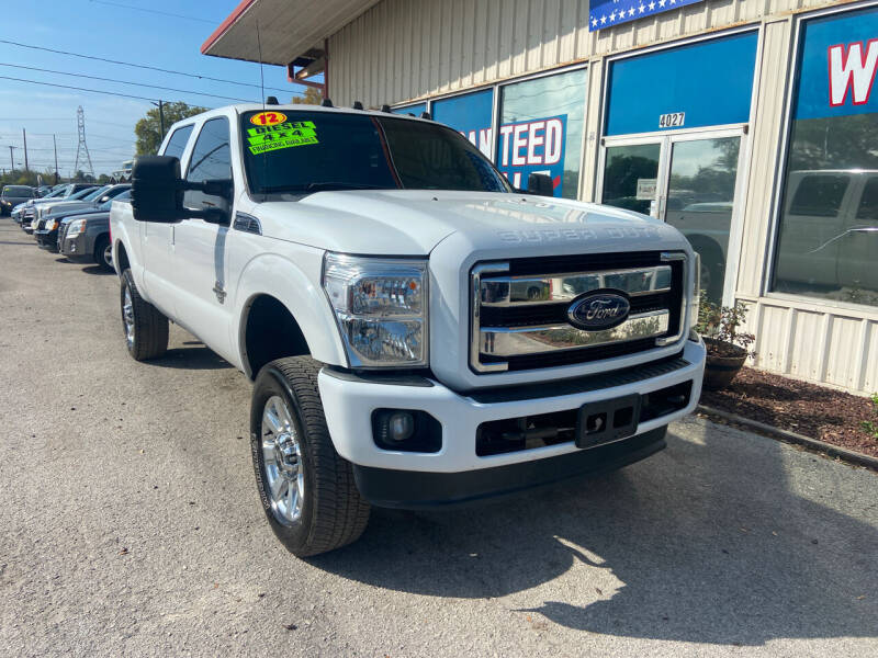 2012 Ford F-350 Super Duty for sale at Lee Auto Group Tampa in Tampa FL