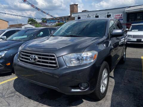 2010 Toyota Highlander for sale at The PA Kar Store Inc in Philladelphia PA