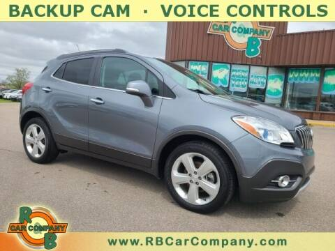 2015 Buick Encore for sale at R & B Car Co in Warsaw IN