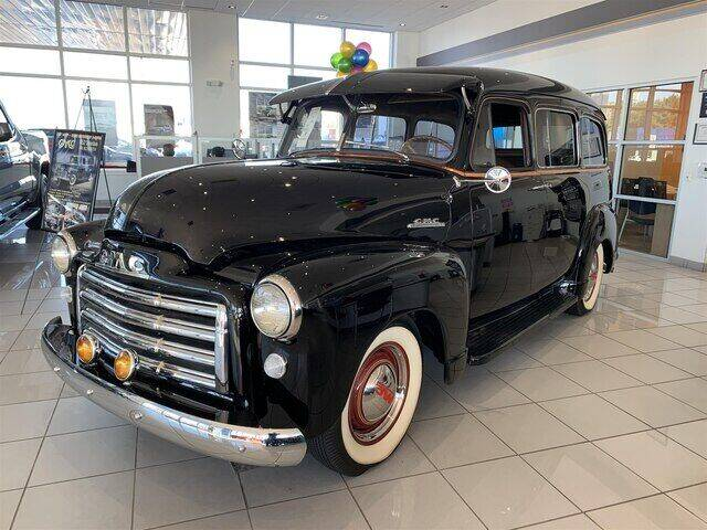 1952 Chevrolet Suburban for sale in Lumberton, NJ