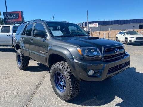 2006 Toyota 4Runner for sale at Rides Unlimited in Nampa ID