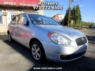 2007 Hyundai Accent for sale at M J Traders Ltd. in Garfield NJ