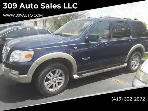 2007 Ford Explorer for sale at 309 Auto Sales LLC in Harrod OH