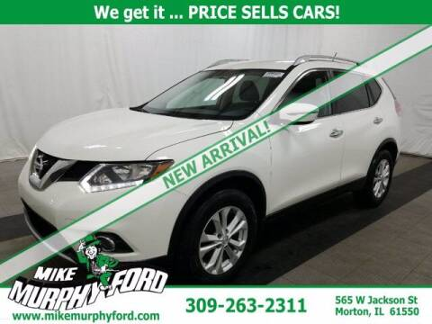 2016 Nissan Rogue for sale at Mike Murphy Ford in Morton IL
