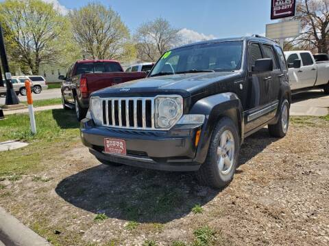 2010 Jeep Liberty for sale at Buena Vista Auto Sales in Storm Lake IA