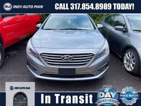 2015 Hyundai Sonata for sale at INDY AUTO MAN in Indianapolis IN