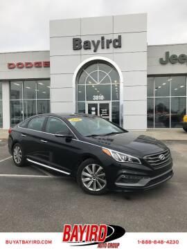 2016 Hyundai Sonata for sale at Bayird Truck Center in Paragould AR
