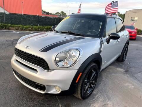 2012 MINI Cooper Countryman for sale at American Financial Cars in Orlando FL