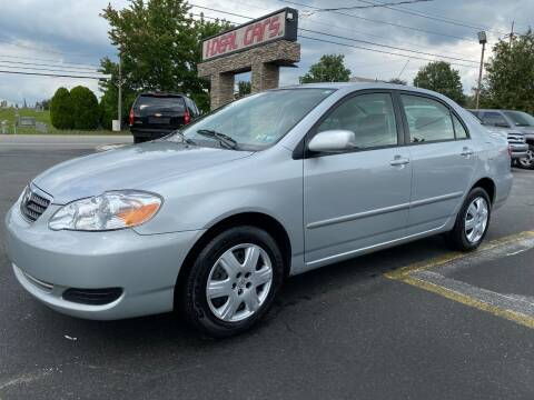2007 Toyota Corolla for sale at I-DEAL CARS in Camp Hill PA
