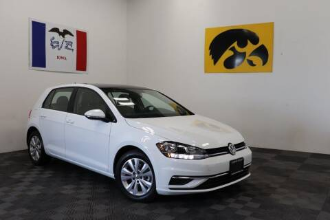 2021 Volkswagen Golf for sale at Carousel Auto Group in Iowa City IA