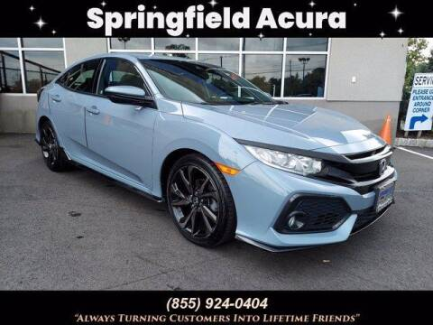 2019 Honda Civic for sale at SPRINGFIELD ACURA in Springfield NJ
