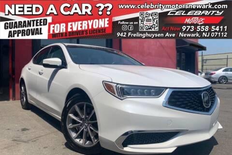 2019 Acura TLX for sale at Celebrity Motors in Newark NJ