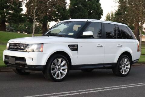 2013 Land Rover Range Rover Sport for sale at Overland Automotive in Hillsboro OR