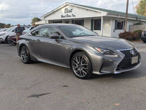 2017 Lexus RC 300 for sale at Best Used Cars Inc in Mount Olive NC