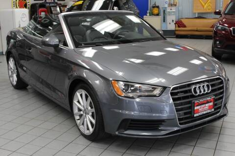2016 Audi A3 for sale at Windy City Motors in Chicago IL