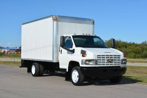 2007 Chevrolet C4500 for sale at Signature Truck Center - Box Trucks in Crystal Lake IL