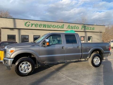 2012 Ford F-350 Super Duty for sale at Greenwood Auto Plaza in Greenwood MO