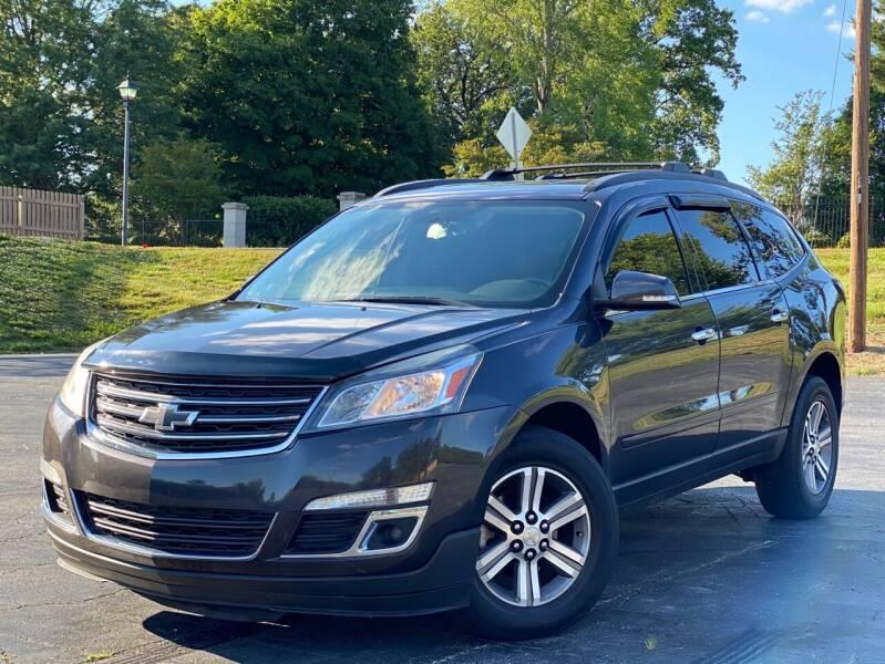 2015 Chevrolet Traverse for sale at Sebar Inc. in Greensboro NC