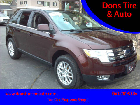2009 Ford Edge for sale at Dons Tire & Auto in Butler WI