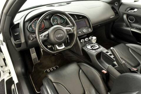 2011 Audi R8 for sale at CU Carfinders in Norcross GA