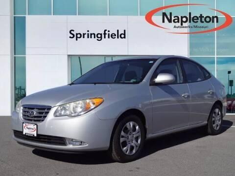 2010 Hyundai Elantra for sale at Napleton Autowerks in Springfield MO