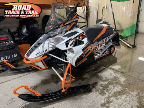 2015 Arctic Cat ZR 9000 Sno Pro® for sale at Road Track and Trail in Big Bend WI