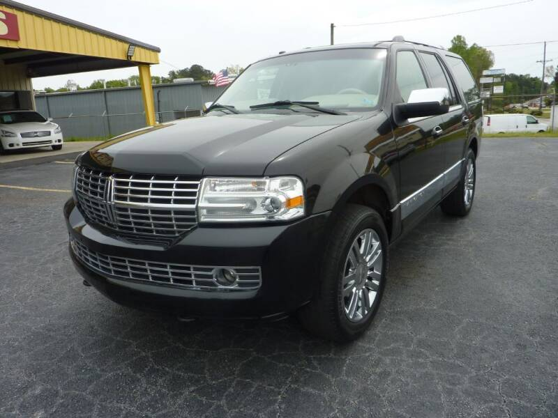 2014 Lincoln Navigator for sale at Roswell Auto Imports in Austell GA