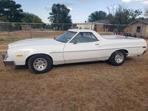 1975 Ford Ranchero for sale at Classic Car Deals in Cadillac MI