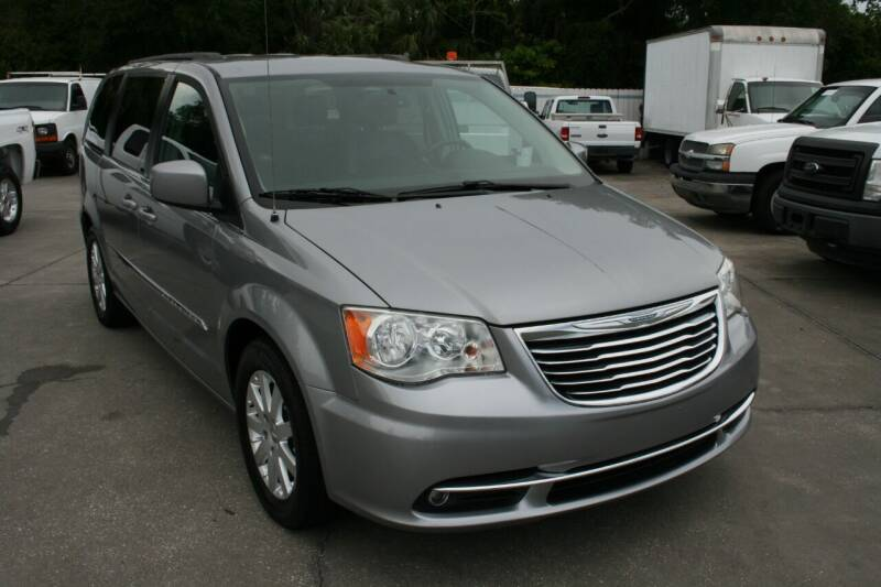 2014 Chrysler Town and Country for sale at Mike's Trucks & Cars in Port Orange FL