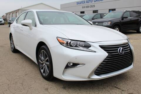 2016 Lexus ES 300h for sale at SHAFER AUTO GROUP in Columbus OH