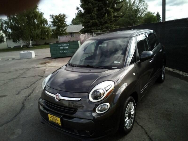 2014 FIAT 500L for sale at G.K.A.C. Car Lot in Twin Falls ID