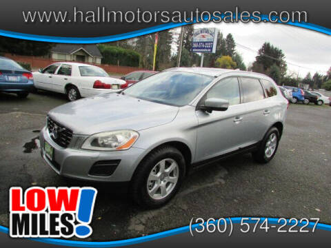 2012 Volvo XC60 for sale at Hall Motors LLC in Vancouver WA