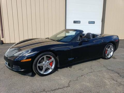 2005 Chevrolet Corvette for sale at Massirio Enterprises in Middletown CT