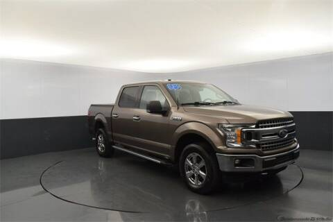 2018 Ford F-150 for sale at Tim Short Auto Mall in Corbin KY