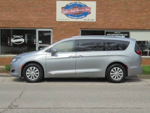 2019 Chrysler Pacifica for sale at Eyler Auto Center Inc. in Rushville IL