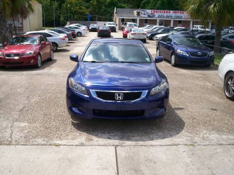 2009 Honda Accord for sale at Louisiana Imports in Baton Rouge LA