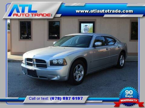 2010 Dodge Charger for sale at ATL Auto Trade, Inc. in Stone Mountain GA