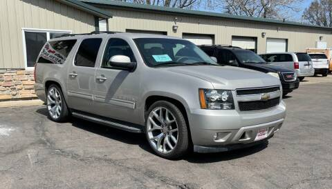 2009 Chevrolet Suburban for sale at QS Auto Sales in Sioux Falls SD
