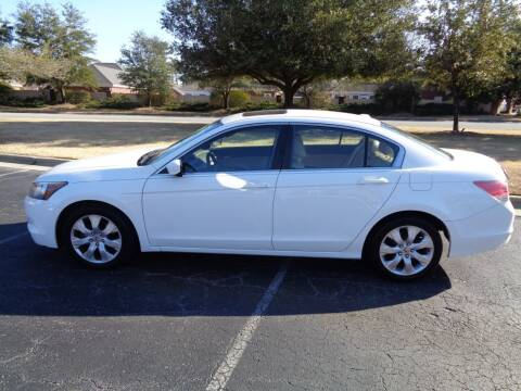 2008 Honda Accord for sale at BALKCUM AUTO INC in Wilmington NC
