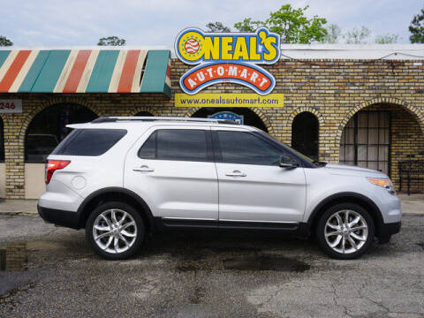 2015 Ford Explorer for sale at Oneal's Automart LLC in Slidell LA