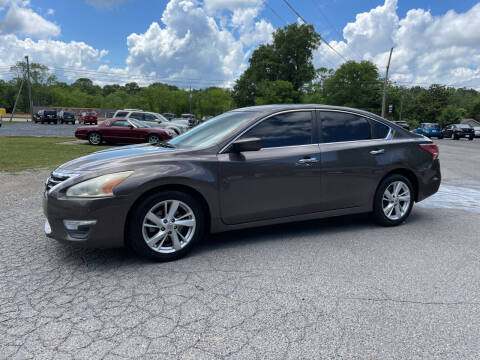 2013 Nissan Altima for sale at Adairsville Auto Mart in Plainville GA