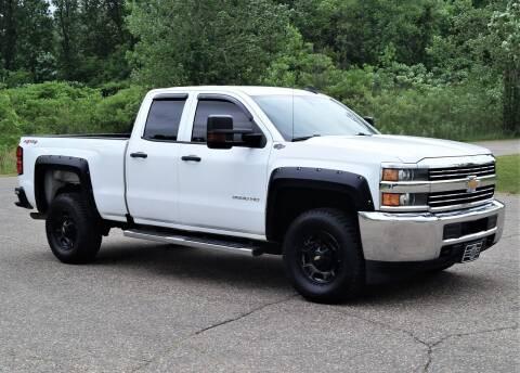 2016 Chevrolet Silverado 2500HD for sale at KA Commercial Trucks, LLC in Dassel MN